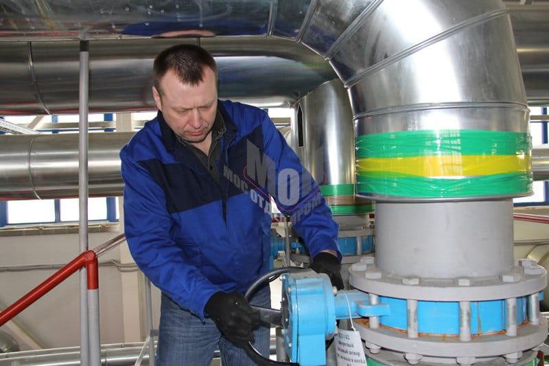 Сервесное обслуживание газовых котельных